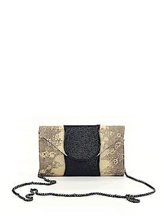 Khirma Eliazov Leather Crossbody Bag One Size