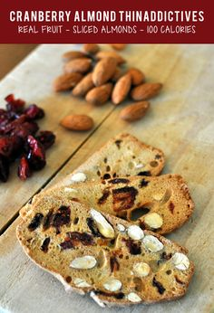 Conquering midday cravings in offices nationwide | Cranberry Almond THINaddictives