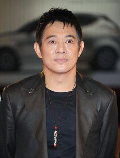 Jet Li Dzi Bead Necklace