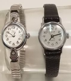 2 VINTAGE WOMENS TIMEX WATCHES T F8 5 LADIES FREE SHIPPING | Jewelry & Watches, Watches, Parts & Accessories, Wristwatches | eBay!