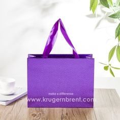 special paper bag, premium paper bag, luxury paper bag, kruger brent, gift paper bag