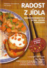 Radost z jidla + DVD (Vladimira Strnadelova, Jan Zerzan)