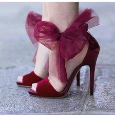 Prom night sandals
