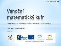 Vánoční matematický kufr> Boarding Pass, Author, Literature
