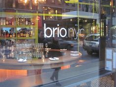See 54 photos and 38 tips from 1802 visitors to Brio. You can't go wrong ordering any of the brick. Kid Friendly Restaurants, Brio, Four Square, Nyc, Neon Signs, Table Decorations, Dining, Home Decor, Food