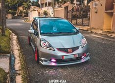 Honda Jazz, Honda Fit, Honda Vtec, Brio, Cute Cars, Vroom Vroom, Cars And Motorcycles, Fitness Fashion, Sport