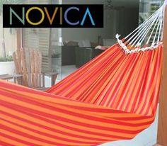 brazilian colourful hammocks $79.00