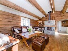 FINN – Kvitfjell Vest - Stor hytte med høy std. og flott utsikt! 6 soverom og 2 bad. Ski in & ski out.