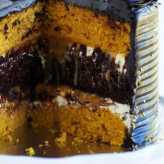gateau mariage original couche cake layer chocolat creme glacage gourmand details