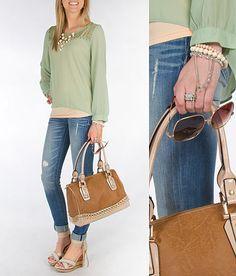 'Sweet & Easy' #buckle #fashion www.buckle.com