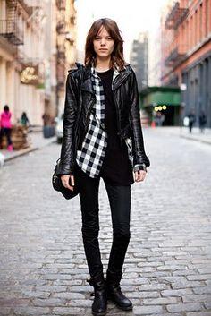 Street Style: Freja Beha Erichsen