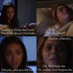 Pretty Little Liars Season 7 Pretty Little Liars Emily, Watch Pretty Little Liars, Pretty Little Liars Quotes, Pretty Little Liers, Pretty Little Liars Seasons, Family Show, Abc Family, Pll Quotes, God Help Me