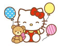 """lillianriva: """"Hello Kitty et Tiny Chum """""""