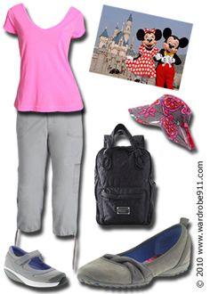 What to wear: Disneyland