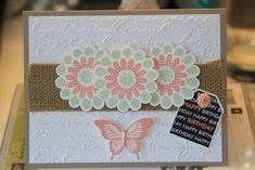 June birthday by daotz - Cards and Paper Crafts at Splitcoaststampers
