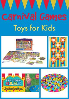 Fun Carnival Party Games Toys For Kids: Party planning isn't the easiest of tasks. There are so many details to consider you might wonder where to begin. The whole event can seem unwieldy and chaotic when you have to decide what to set up to create a festive atmosphere, what games to play to get everyone involved, what activities to provide to keep all the guests entertained, and how to ensure that everything runs smoothly.