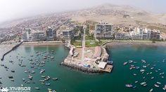 Lima-balneario de ancon (muelle de pescadores)