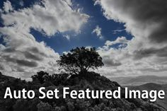 How to Set Featured Image Automatically in WordPress Post