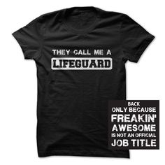 Awesome Lifeguard T Shirts, Hoodies. Check price ==► https://www.sunfrog.com/Funny/Awesome-Lifeguard.html?41382 $29