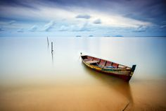 I like images of boats, can you tell? Bound by Bobby Bong, via 500px