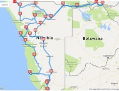 All you need to know to plan a perfect road trip across Namibia; a day-by-day breakdown, distances traveled, complete 30 day itinerary, campsites, things to do, tips and maps.