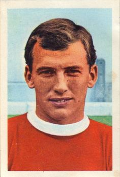 008 - Bob McNab (Arsenal) - Fast moving full-back who enjoys linking up in attack. Signed in October 1966 from Huddersfield Town with whom he had developed as a local product. Has been unlucky with injuries since joining the Highbury club.