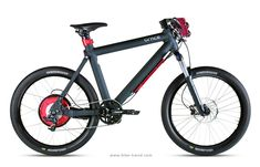 Grace One electric bicycle