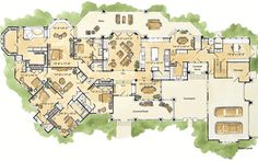 There are so many things I like. the kitchen, pantry, OK the master suite is stupidly big but I would learn to cope!