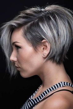 Side Swept Texturized Haircuts picture2
