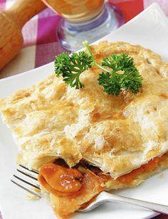 Empanada de mejillones ELLE
