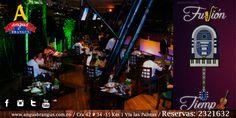 La gastronomía se disfruta mejor en un ambiente cómodo y con música en vivo. Visítenos en el kilómetro 1 Vía las Palmas.   Reservas: 2321632. Cra. 42 # 34 - 15 / Vía las Palmas www.angusbrangus.com.co  #RestaurantesMedellín #AngusBrangus #Parrilla #nochesenmedellín #Musicaenvivo #medellín #medellíntown #medellíncity #dondecomer #recomendadosmedellín #gastronomiainternacional #baryvinos