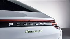 porsche panamera 4E hybrid is synonymous with sustainable mobility + performance