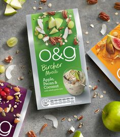 O&G on Packaging of the World - Creative Package Design Gallery