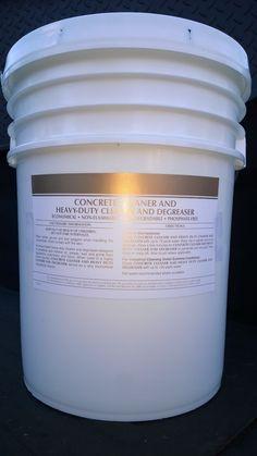 50 Or 25 Lb Units Powdered Orange Cleaner Degreaser