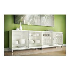 """BESTÅ TOMBO Glass door - 23 5/8x25 1/4 """" - IKEA  To mount on the wall and display china"""