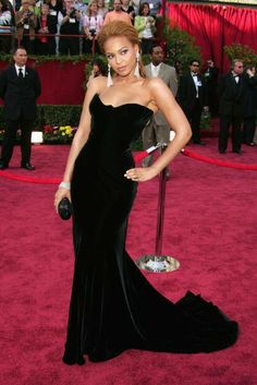 Black velvet vintage Versace