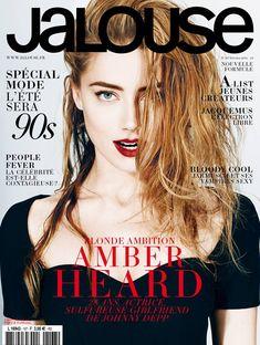 Jalouse February 2014 : Amber Heard by Alexei Hay