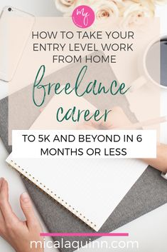 Learn how to start your freelance business from home and start making money as a Work From Home Moms, Make Money From Home, How To Make Money, Creating A Business, Starting A Business, Business Tips, Earn Money Online, Online Jobs, Online Business From Home