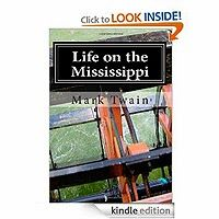 FREE Life on the Mississippi by Mark Twain - http://www.kindlefreebooks.co.uk/2014/02/life-on-mississippi-by-mark-twain.html