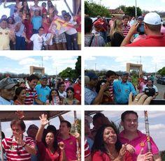 Folha certa : Robinson Faria recebe  apoio de Vilene Rêgo irmão ...