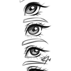 Some warm ups I did tonight!✨ Hope everyone is doing well  • • • • #art #eyes #sketches #sketching #draw #drawings #artwork #artist #instaart #arts #drawing #illustration #instagood #instahub #raw #love #happy #inspiration #style #Godisgoodallthetime