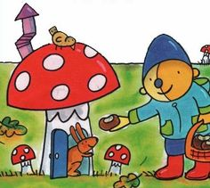 Omslagfoto thema herfst Yoshi, School, Fictional Characters, Seasons Of The Year, Elves, Schools, Fantasy Characters