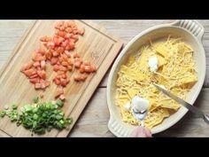 Nachos met kaas | Flairathome.nl