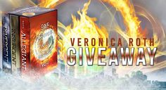 #ScienceFiction #Giveaway – Win Any #VeronicaRoth Novel! #kindle #amreading