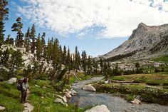 kaweah gap to maurine lake / high sierra trail / august 2011