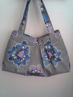 Slouchy shoulder bag by Dendiko www.facebook.com/dendikoafricanfashion