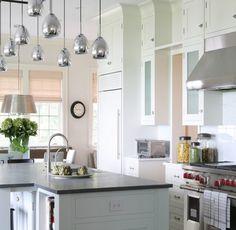 white, kitchen, design, via desire to inspire, foley & coxencore