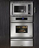 Dacor wall oven – built-in convection ovens « Kitchen Design Guide Built In Microwave Oven, Microwave In Kitchen, Built In Ovens, Electric Wall Oven, Single Wall Oven, Loft, Industrial, Home Decor Quotes, Ovens