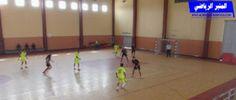 القسم الرابع فوتسال: لقطات من مباراة جمعية المدينة أنزا - تحدي أسا [4-3] 23-04-2017