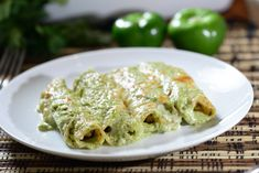 Green tacos - How to cook